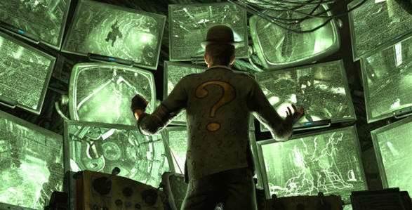 New Batman: Arkham City trailer is most shiny