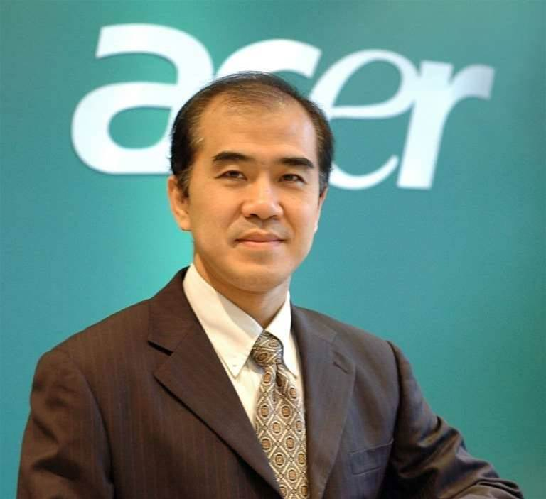 Tang takes step as Acer welcomes back Sunton