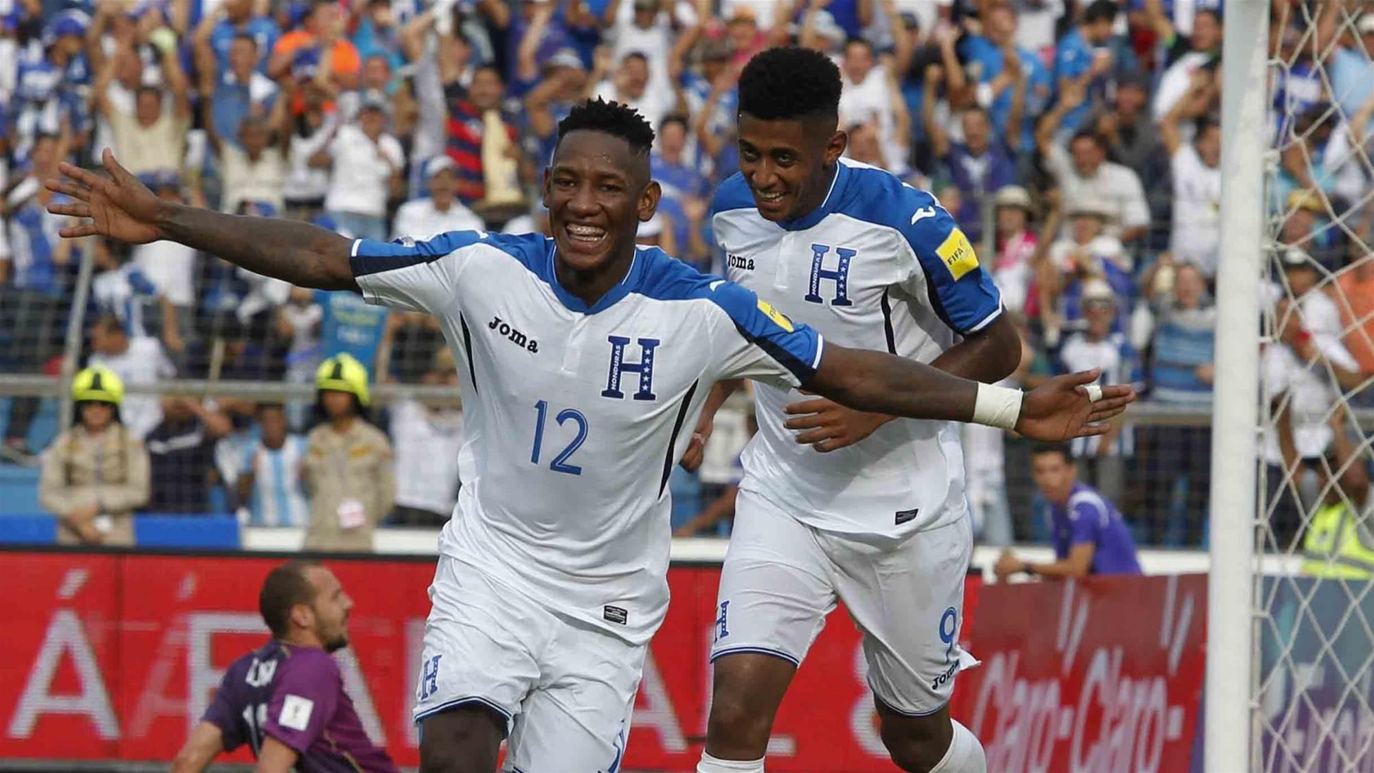 Socceroos main threat against Honduras