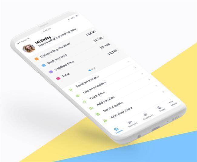 Rounded launches simple Android invoicing app