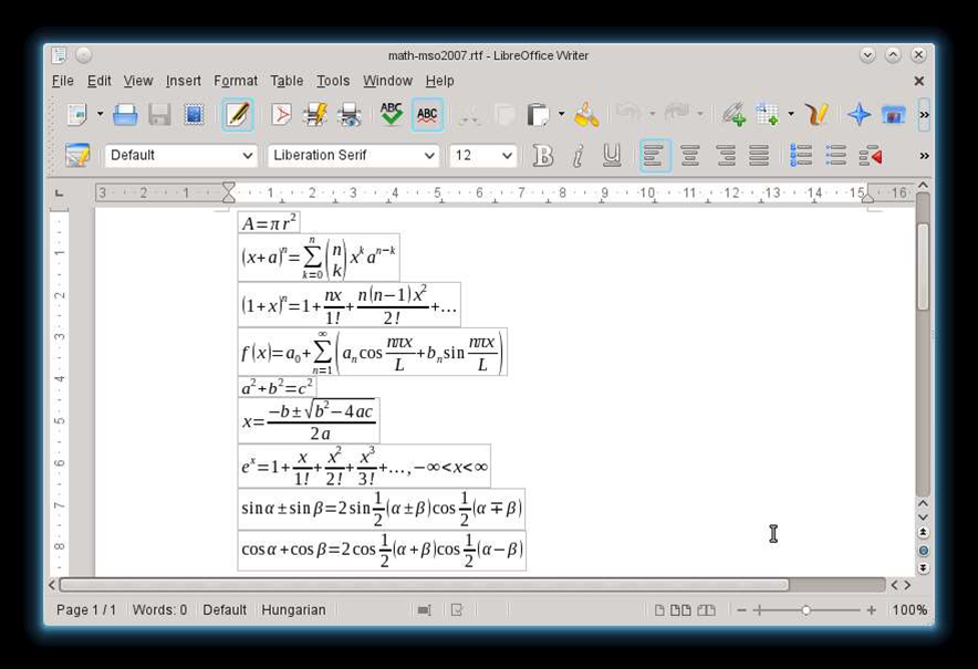 Review: LibreOffice 4