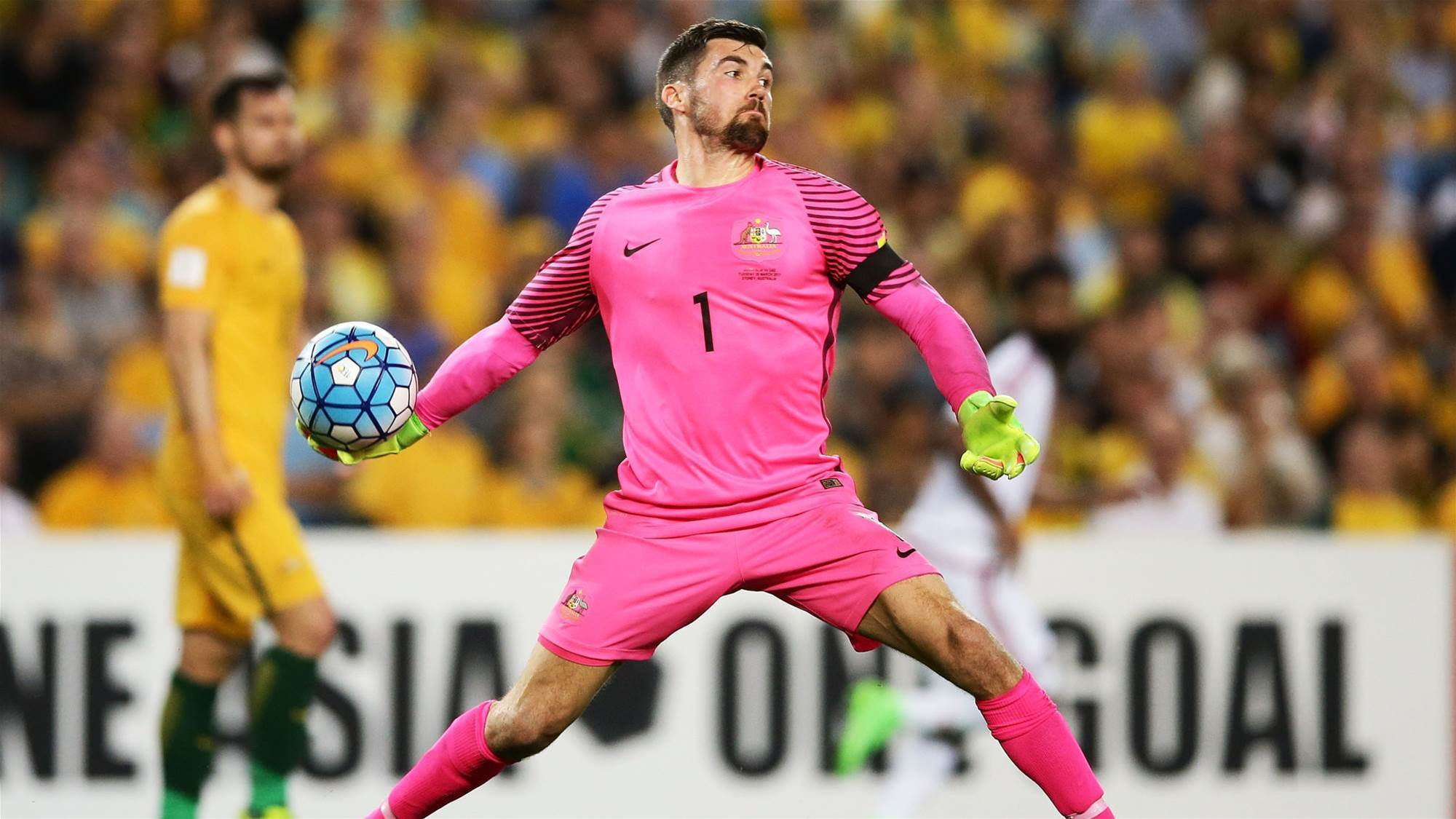 Ryan: No one owns Socceroos spot
