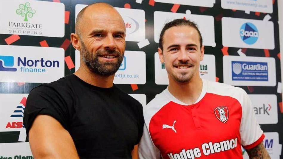 Williams fit to fire at Rotherham
