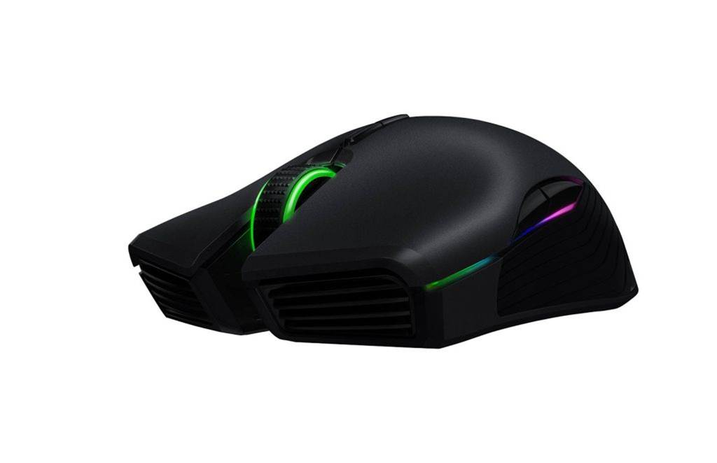 One Minute Review: Razer Lancehead gaming mouse