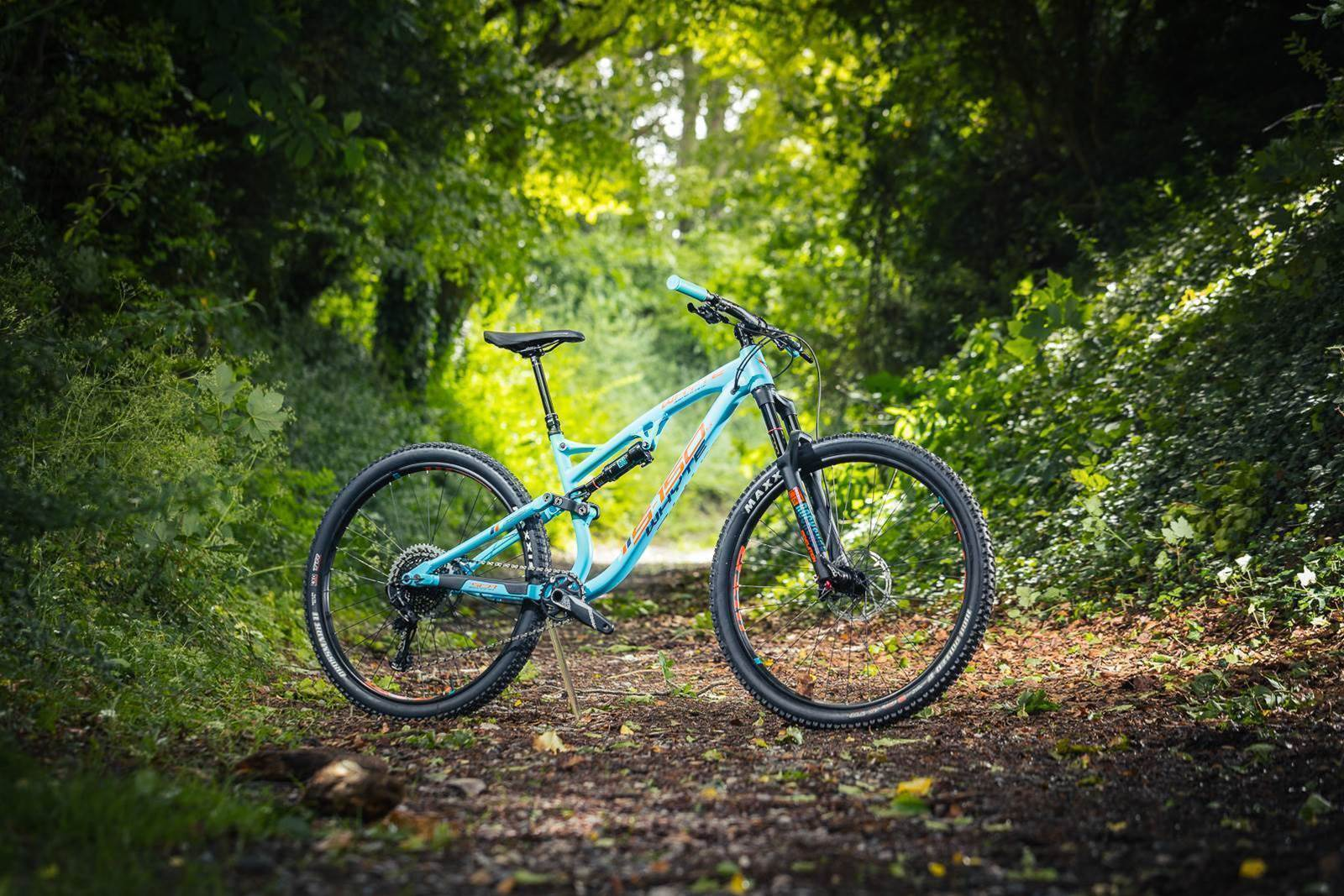 Whyte's new trail and enduro bikes for 2018
