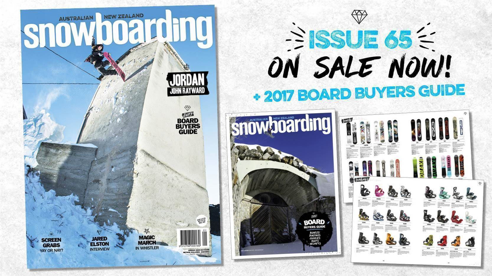 Issue #65 On Sale Now!