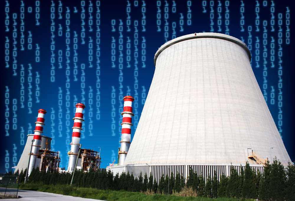 Virus shutters US power plant