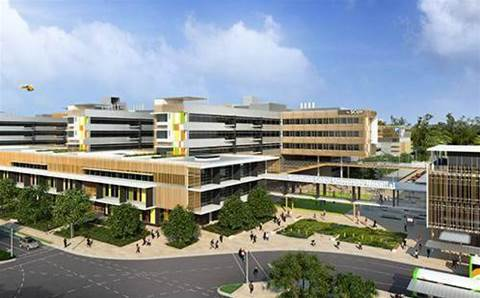 Data#3 rolls out 4200 HP devices for Sunshine Coast University Hospital