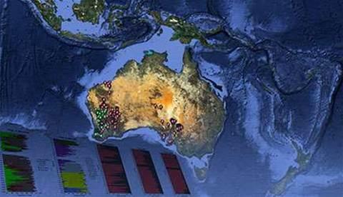 AuScope looks to standardise geospatial data