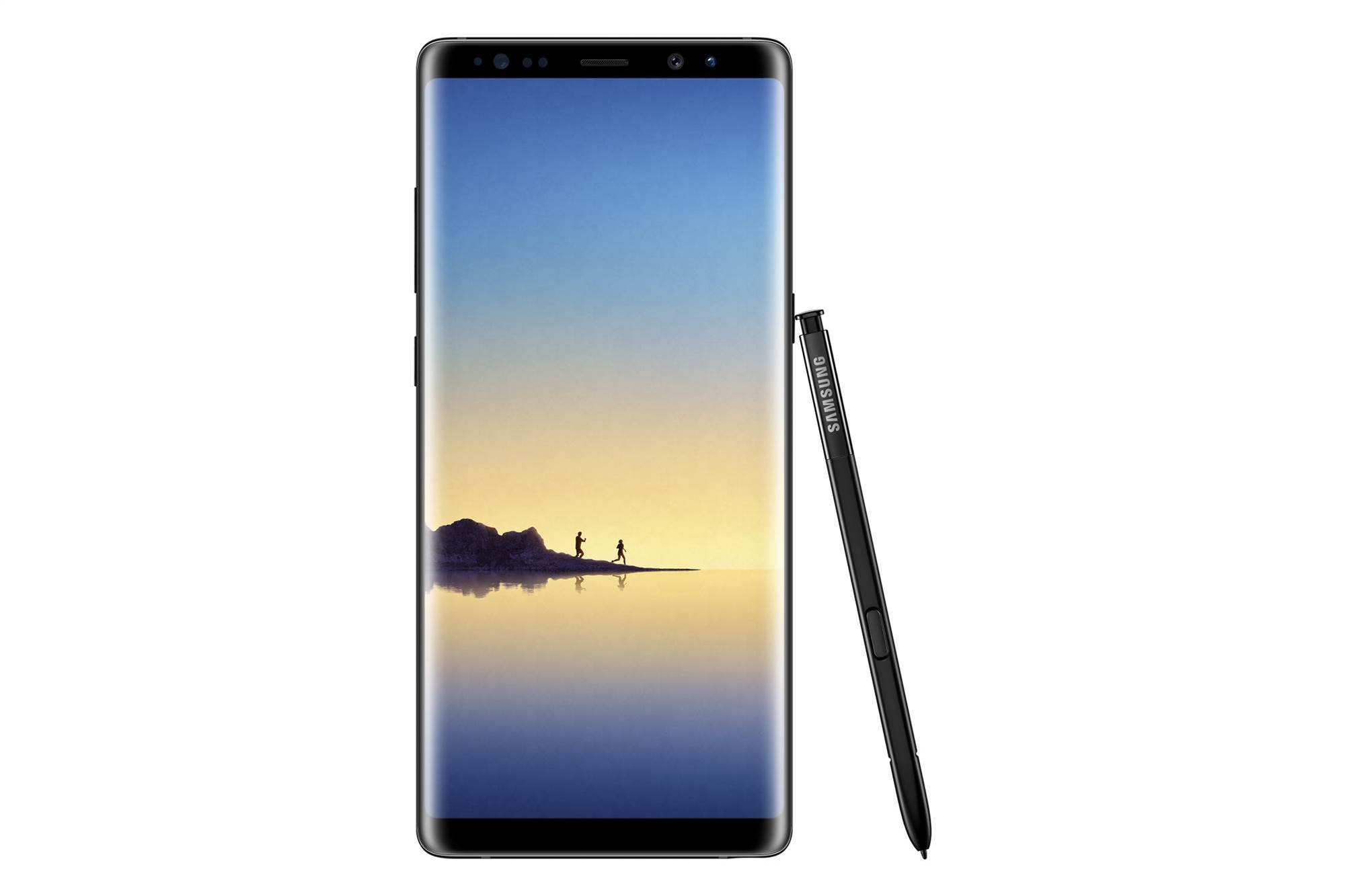 Samsung seeks to bury fiery past with Galaxy Note 8
