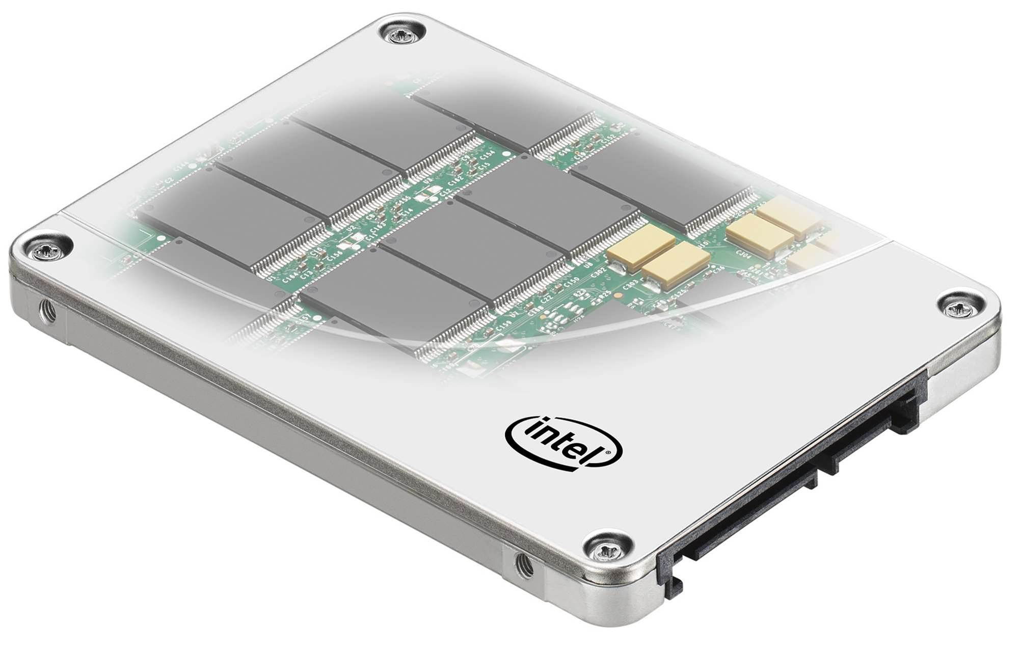 Intel finally launches its third generation Solid State Drives