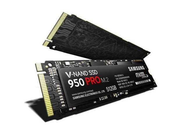 Review: Samsung 950 Pro M.2 SSD