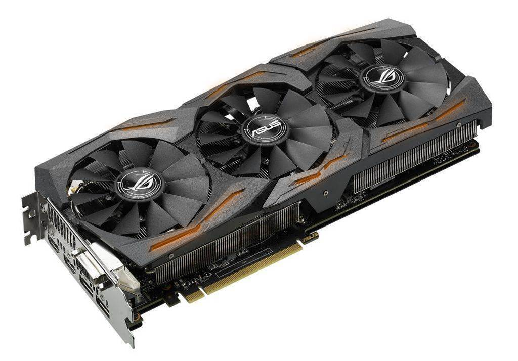 Review: Asus ROG Strix Radeon RX480
