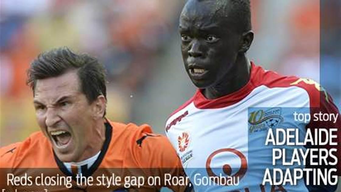 Reds adapting Gombau-style, says coach