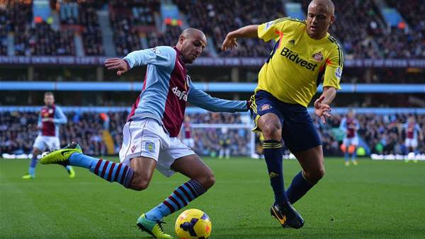 Sunderland play out scoreless draw with Villa