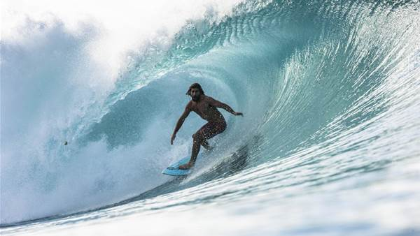 Interview: Wade Carmichael is on track for the WCT