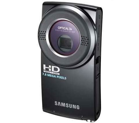 Samsung HMX-U20, a surprisingly cheap pocket video camera