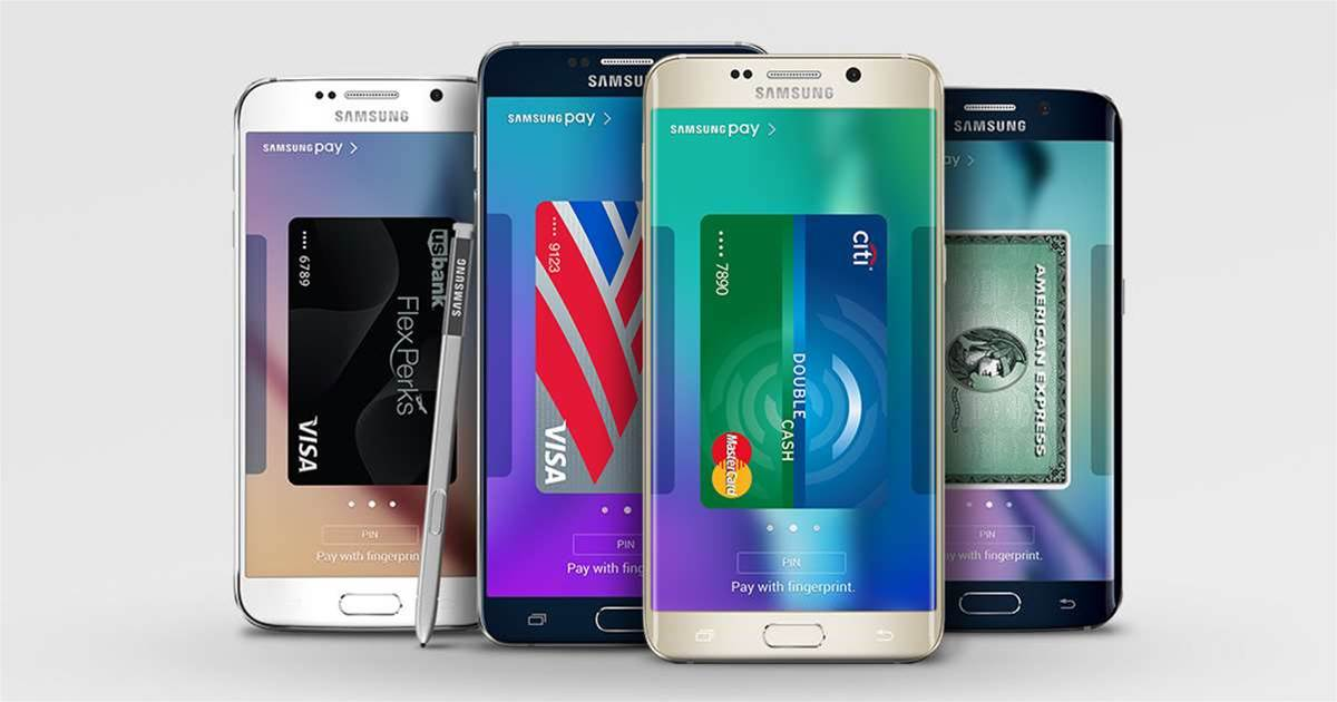 Samsung Pay to launch in Australia next week