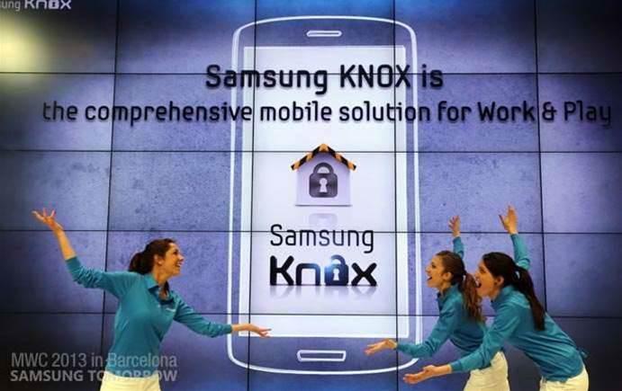 Knox unlocked: Flaws found in Samsung MDM