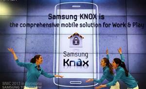 Knox unlocked: Flaws found in Samsung MDM