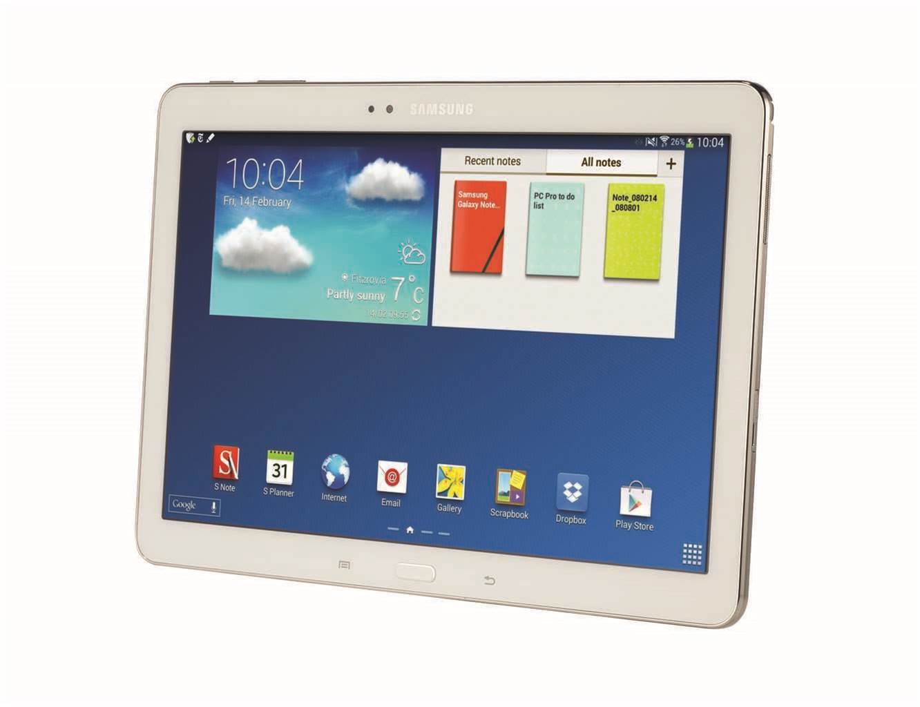Review: Samsung Galaxy Note 10.1 2014 Edition