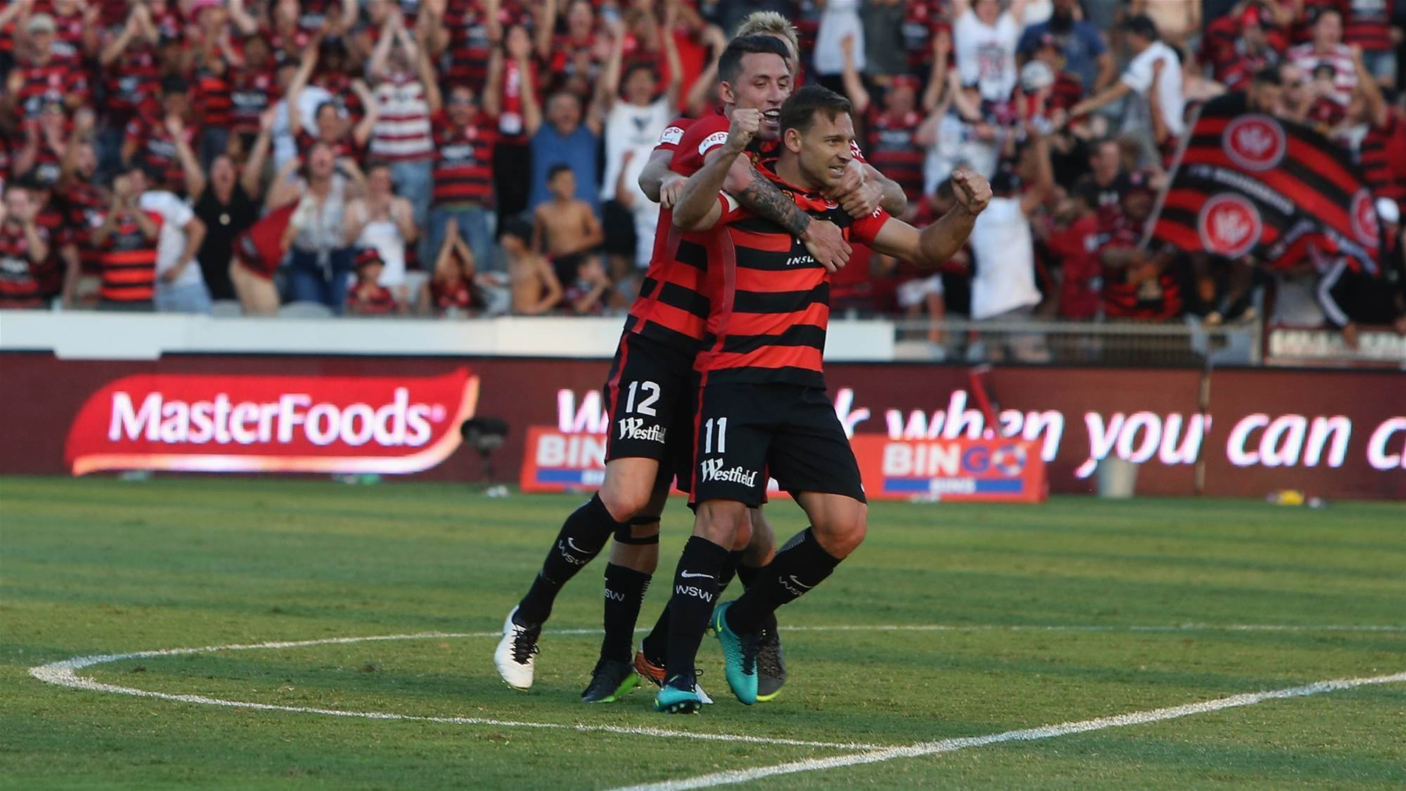 'Wanderers out to end Sydney's derby run'