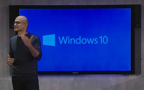 Windows 10 will come in seven flavours