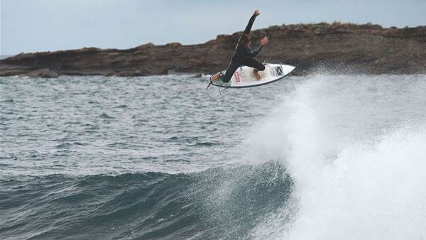 Pama Davies Signs With Pt. Nemo – Shreds the South Coast To Celebrate