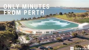 Perth Wavepool Location Revealed