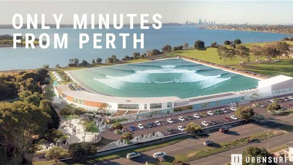 Perth Wavepool Location Revealed