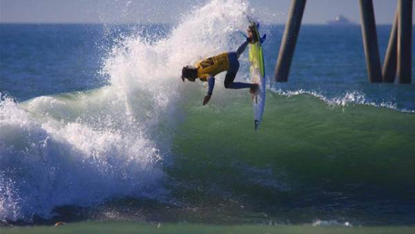 Kanoa Igarashi wins first QS of the year