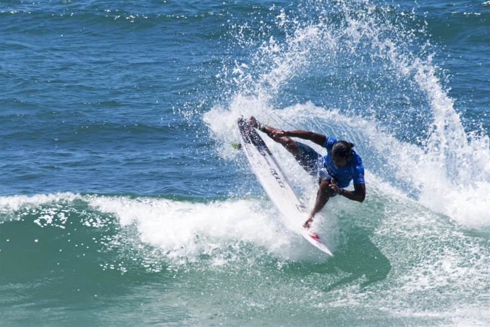 Oney Anwar and Isabella Nichols Win Burleigh Pro