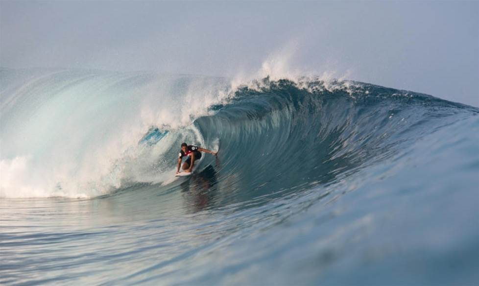 Soli Bailey Wins Volcom Pipe Pro