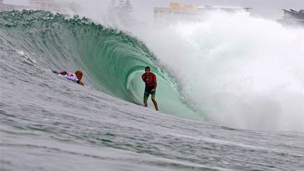Six Big Moments in Quik Pro History