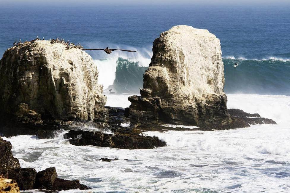 Big Wave Tour Preview: Punta De Lobos