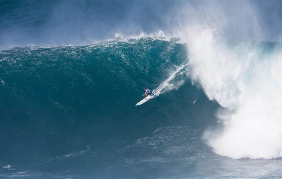 Twiggy Baker Is The Big Wave World Champion