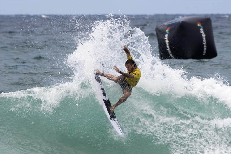 Mikey Wright Scores Quiksilver Pro Wildcard