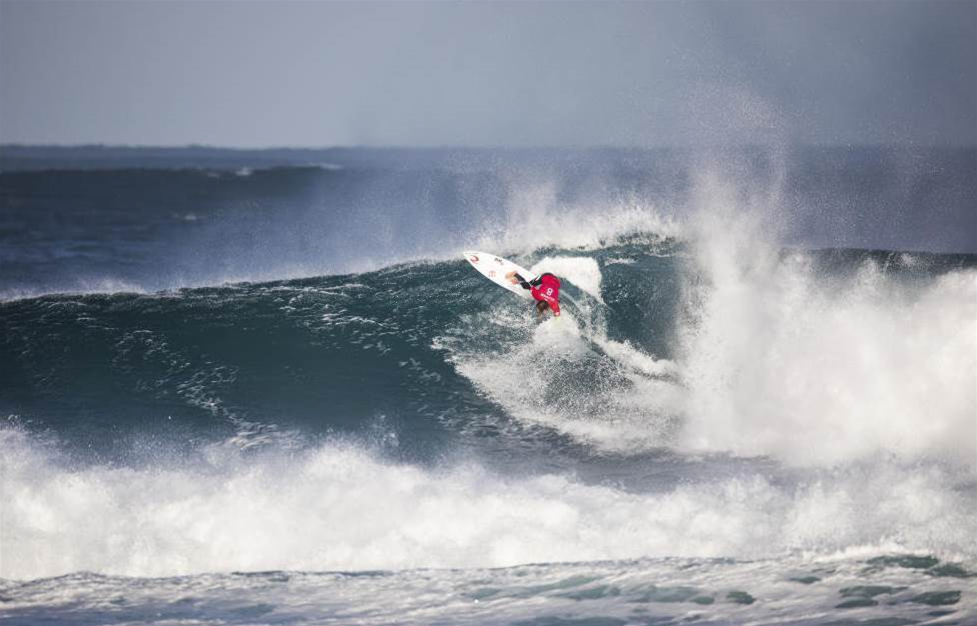 Fanning, Medina and Wilko bow out of the Margaret River Pro