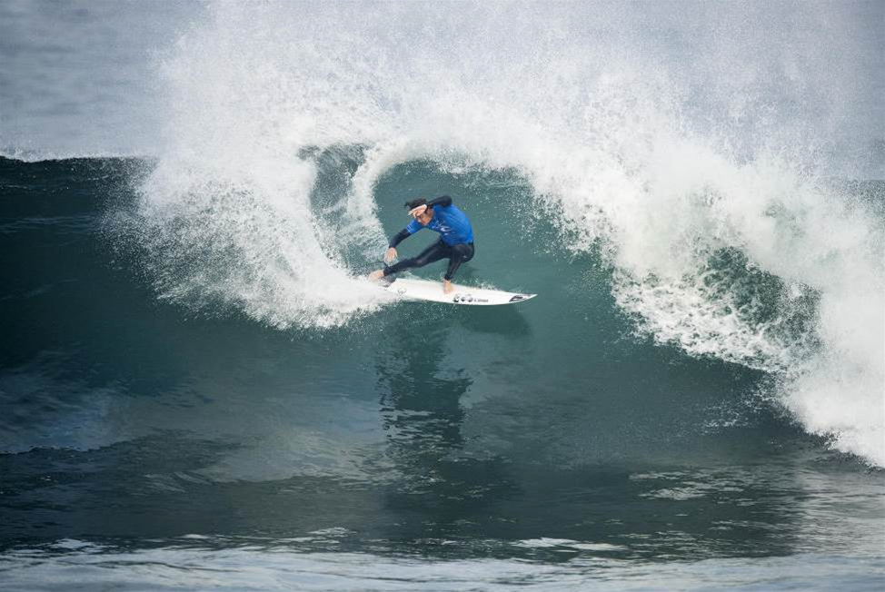 Jordy Smith Wins the 2017 Rip Curl Pro