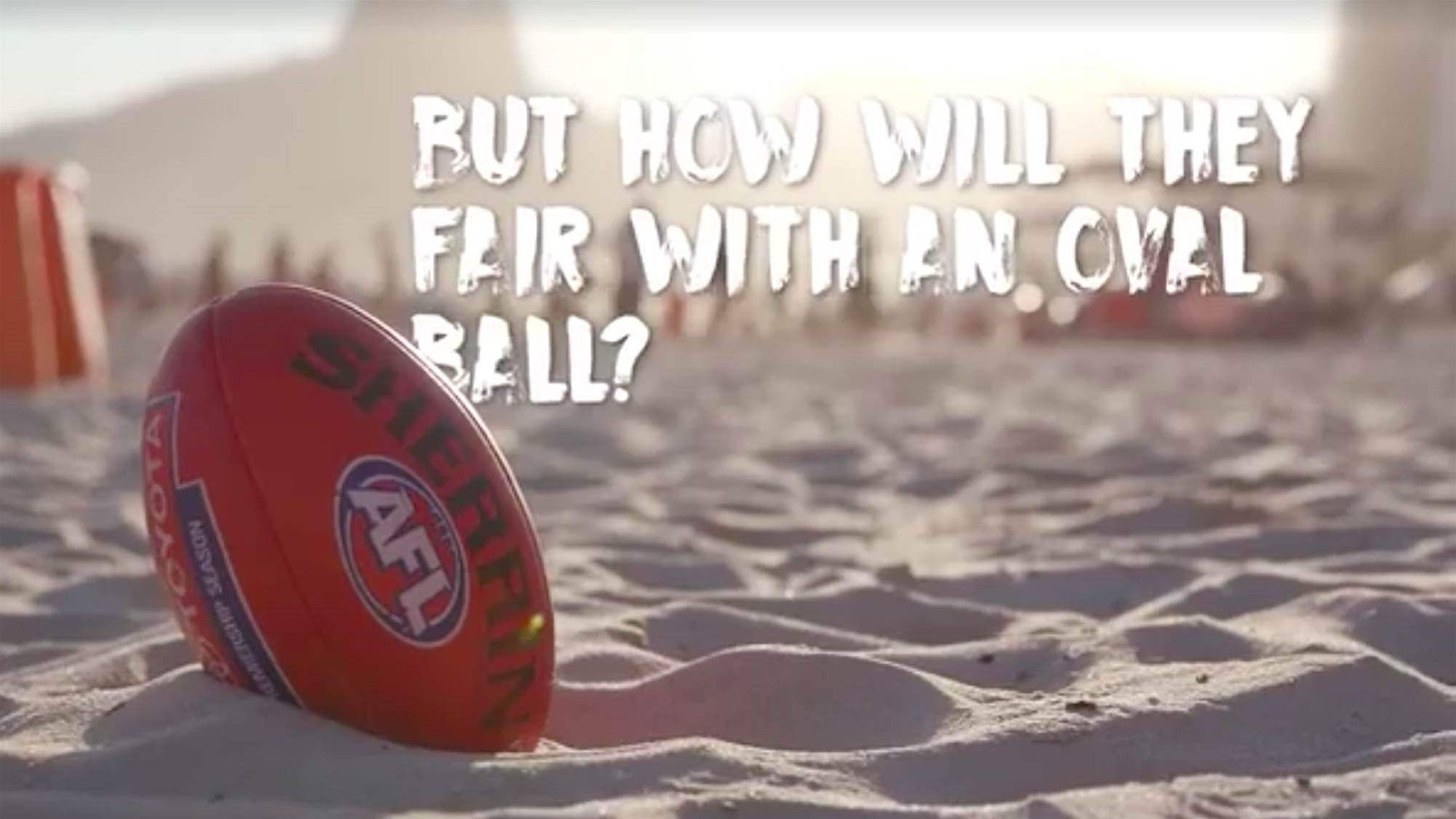 Fury over AFL-themed Brazil ad