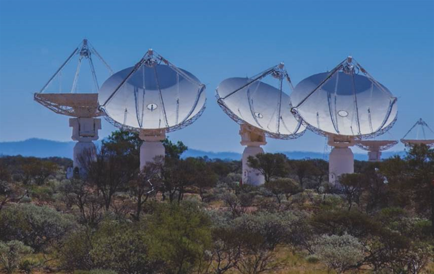 Australian SKA telescope finds ancient radio signal