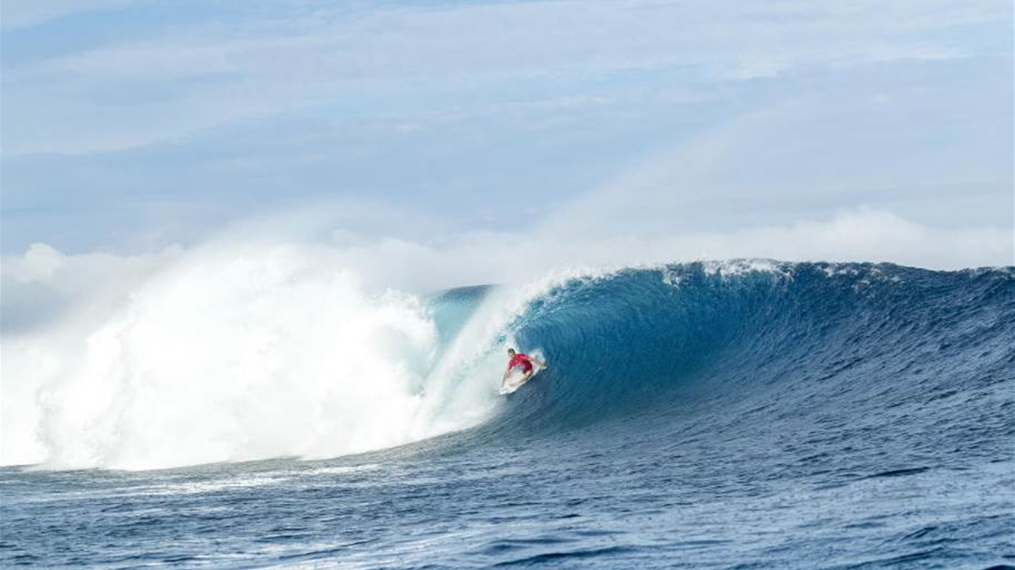 Fiji Pro Day Two | Ethan Ewing Is Not Andy Irons