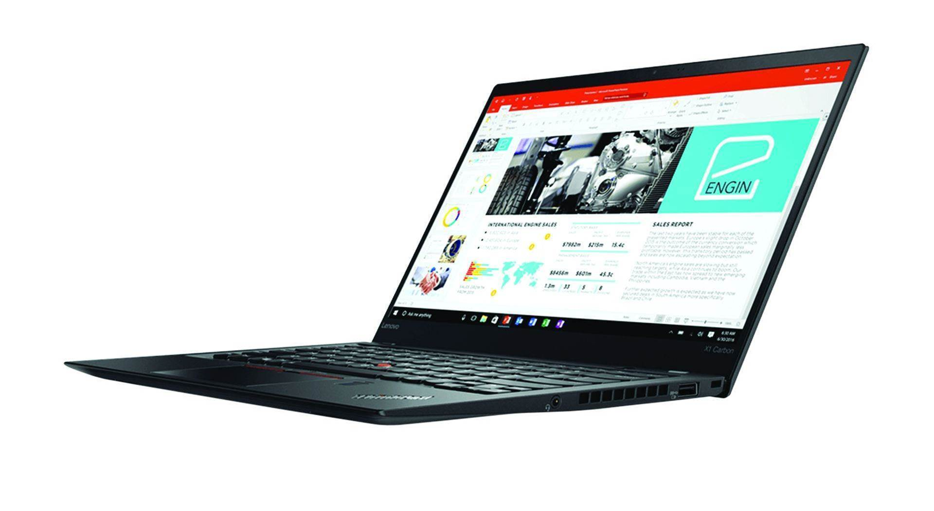 Review: Lenovo ThinkPad X1 Carbon (5th gen)
