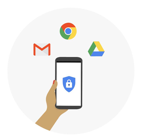 Google offers stronger security for targeted users
