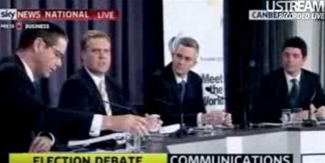 ICT Leaders Debate: Live Chat