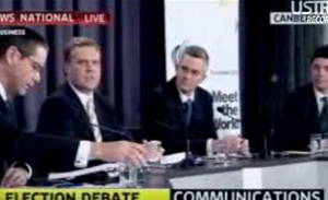 ICT Leaders Debate: Live Chat