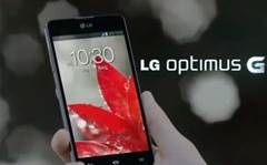 Aussies forced to wait for 4G LG Optimus G