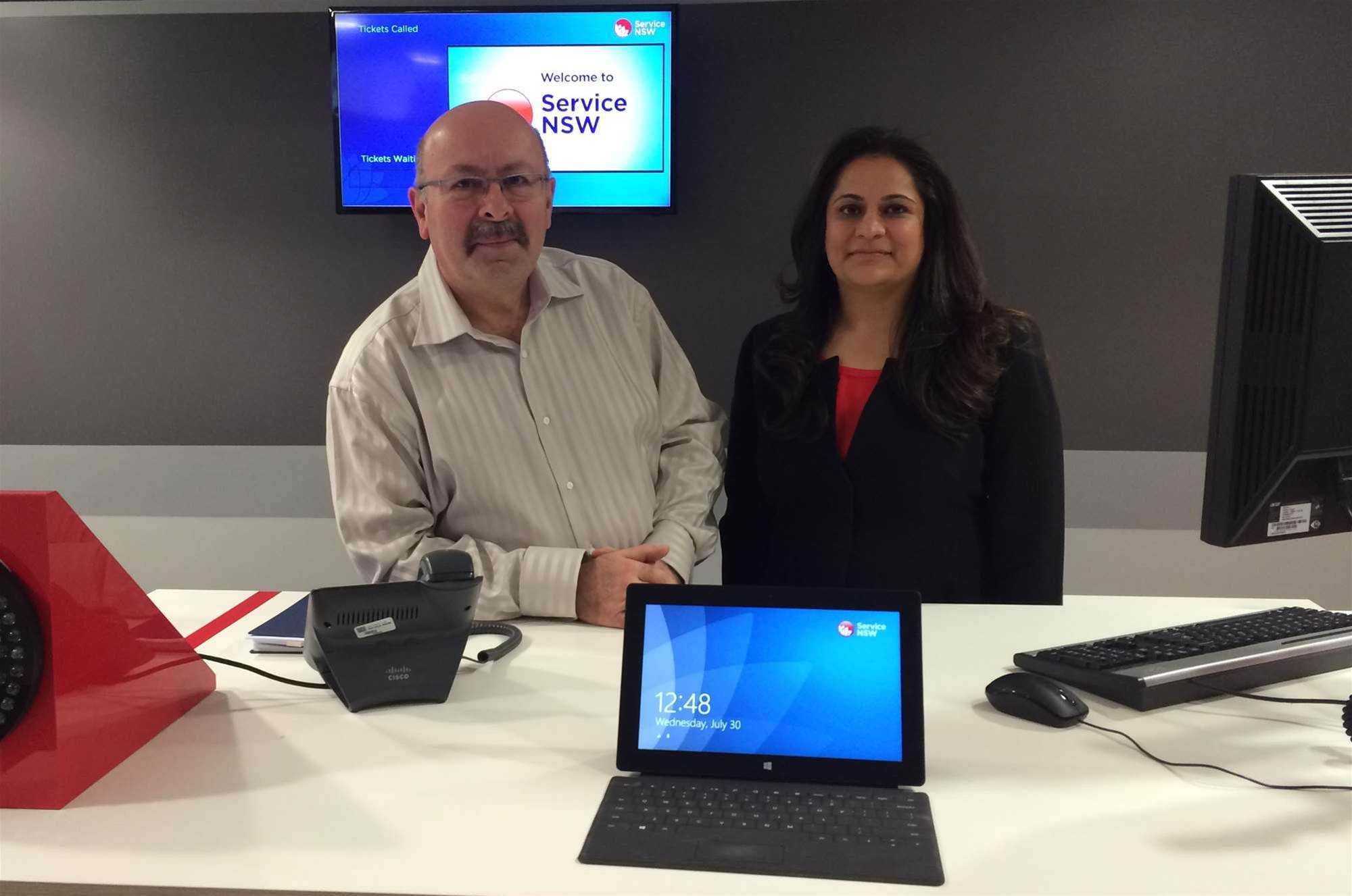 How Service NSW uses data to create 'healthy competition'