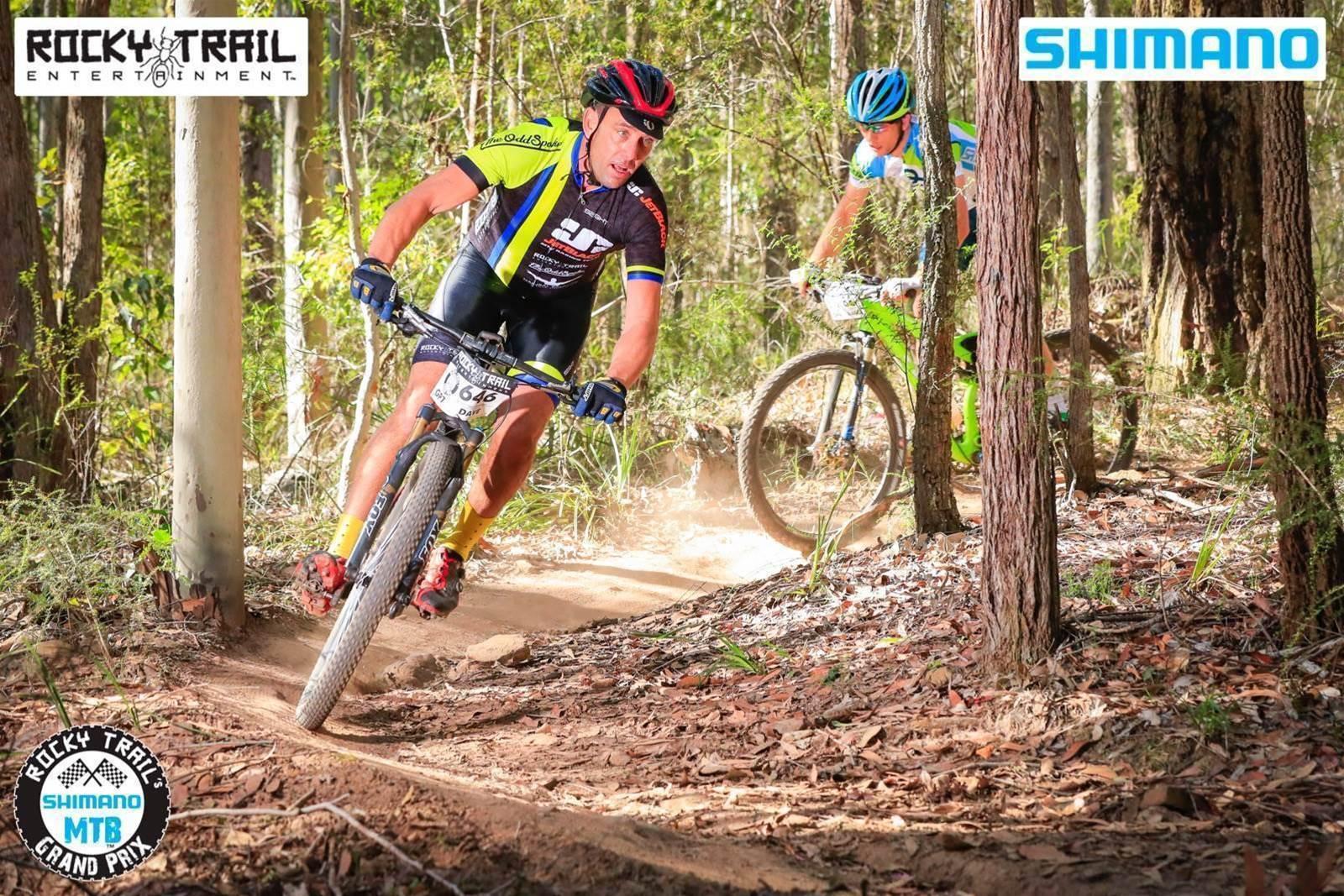 The JetBlack MTB Team take on Ourimbah
