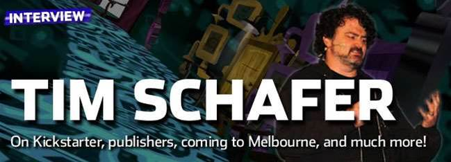 Tim Schafer interview – The frustrating aspects of working with publishers